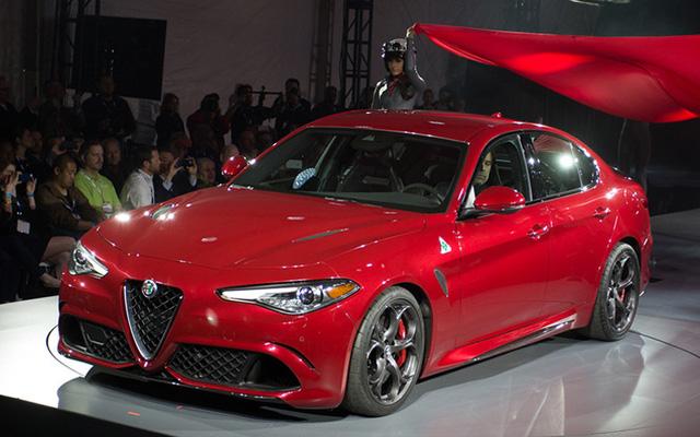 2016 Alfa Romeo Giulia Quadrafoglio