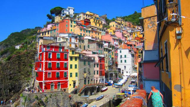 Cinque Terre (Italy)