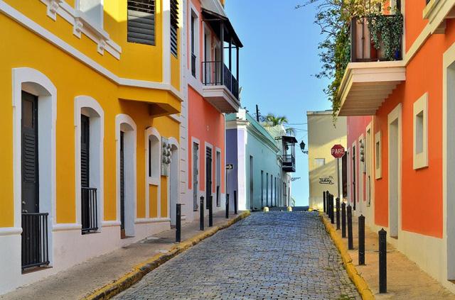 Old San Juan (San Juan, Puerto Rico)