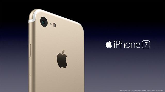 Ảnh dựng iPhone 7 (Ảnh: martinhajek.com)