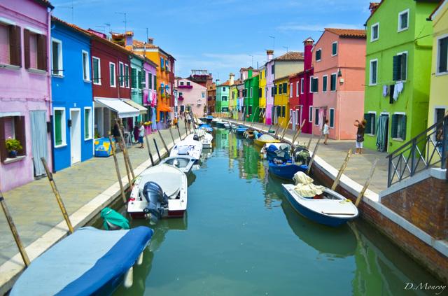 Burano (Venice, Italy)
