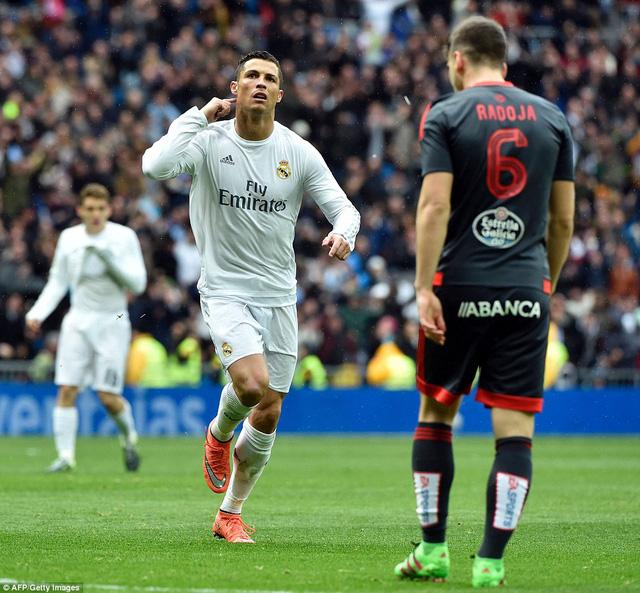 Ronaldo đang hướng tới danh hiệu Pichichi cuối mùa giải này