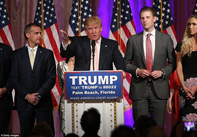 Ngoài Florida, ứng viên Donald Trump còn giành chiến thắng tại 3 bang: North Carolina, Illinois và Quần đảo Bắc Mariana