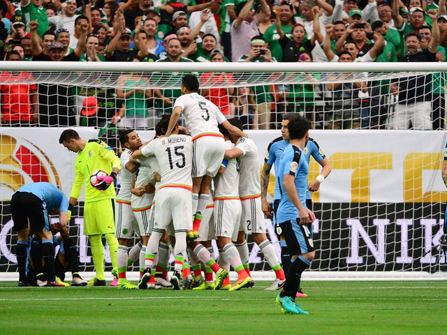 ĐT Mexico giành chiến thắng ấn tượng trong trận đấu ra quân tại Copa America 2016