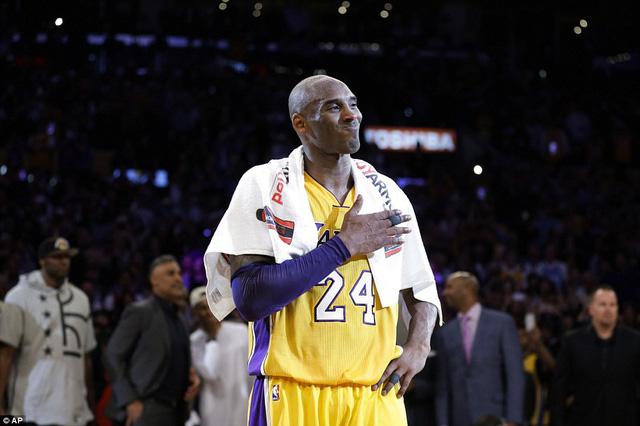 Kobe Bryant có quyền tự hào về những gì mình đã làm được sau 20 mùa giải tại NBA