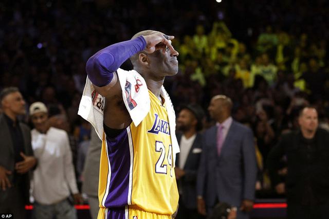Kobe Bryant đã có lời chia tay sự nghiệp không thể hoàn hảo hơn