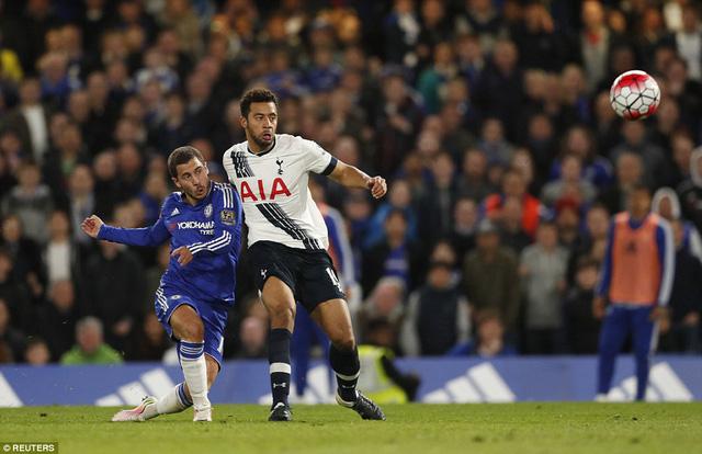 CĐV hai CLB Chelsea và Tottenham không ưa gì nhau
