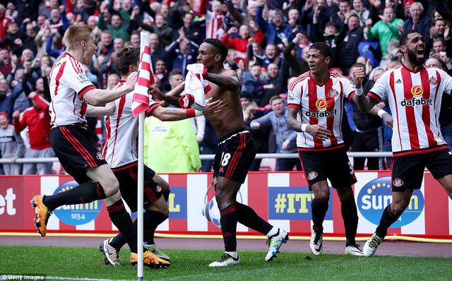 Với quyết tâm cao độ, Sunderland đã có một màn trình diễn hay nhất kể từ đầu mùa.