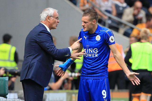 Leicester City đang tồn tại nhiều vấn đề mà HLV Ranieri cần nhanh chóng giải quyết nếu mong muốn bầy Cáo có thể viết tiếp câu chuyện cổ tích.