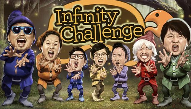 Infinity Challenge từng bị Reply 1988 rượt đuổi về tỷ suất xem đài của khán giả.