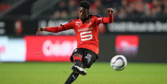 Leicester City sẵn sàng chi 30 triệu Euro cho Ousmane Dembele (Ảnh: Lequipe)