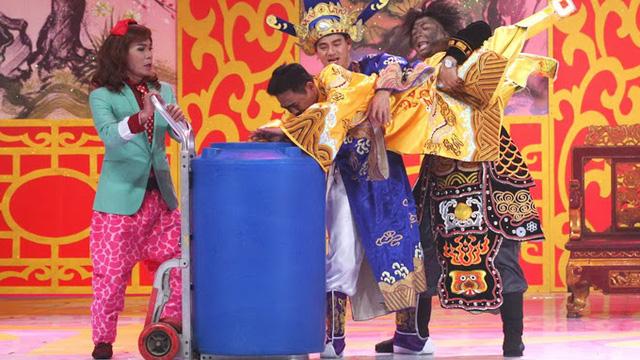 Đến năm 2014, Nam Tào lại tiếp tục xuất hiện trong bộ y phục màu xanh truyền thống