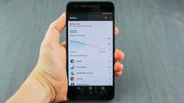 Tính năng tiết kiệm pin Doze Mode trên Android 6.0 Marshmallow