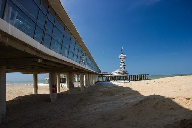 Cầu cảng Scheveningen được mở cửa vào năm 1959.