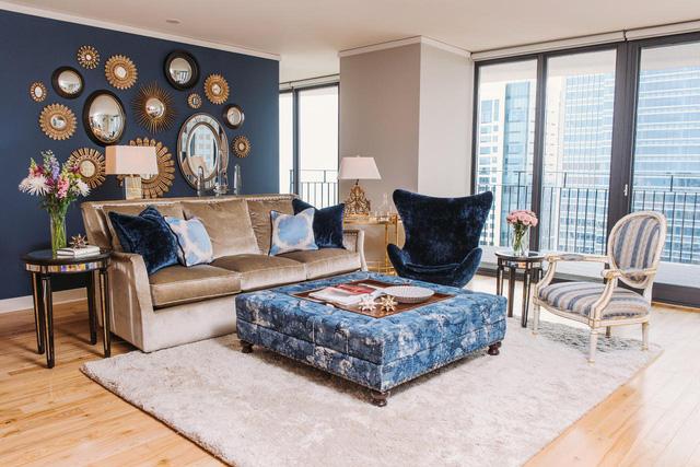 Vải nhung cũng được coi mà một xu hướng lớn trong sự lựa chọn một bộ ghế sofa cho năm mới của gia đình.