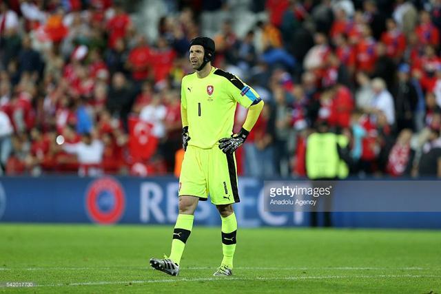 Petr Cech đã có kỳ EURO buồn nhất trong sự nghiệp... Ảnh: Getty