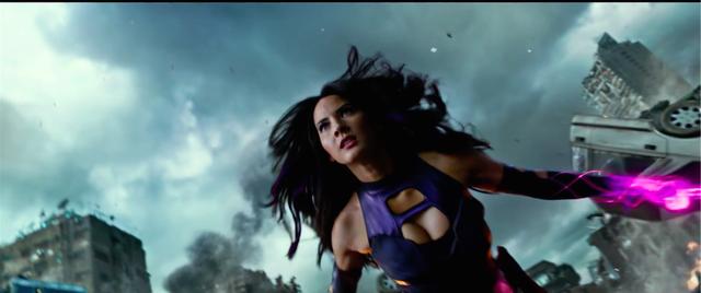 Một cảnh trong trailer mới của bom tấn X-Men: Apocalypse