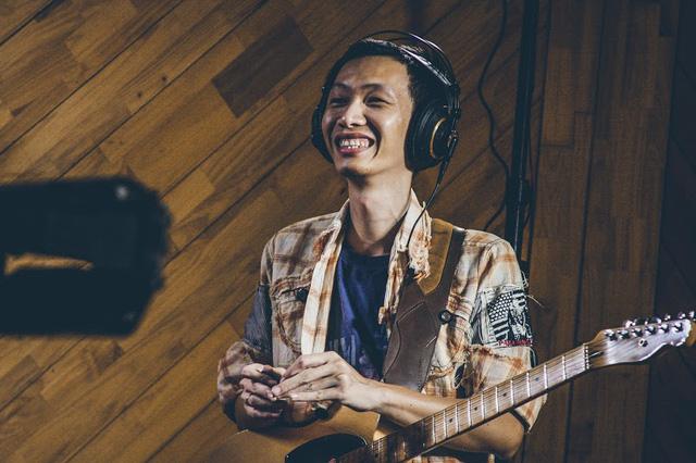 NS Lê Thanh Tâm tại buổi ghi hình Hải Yến - Live in Studio 2.