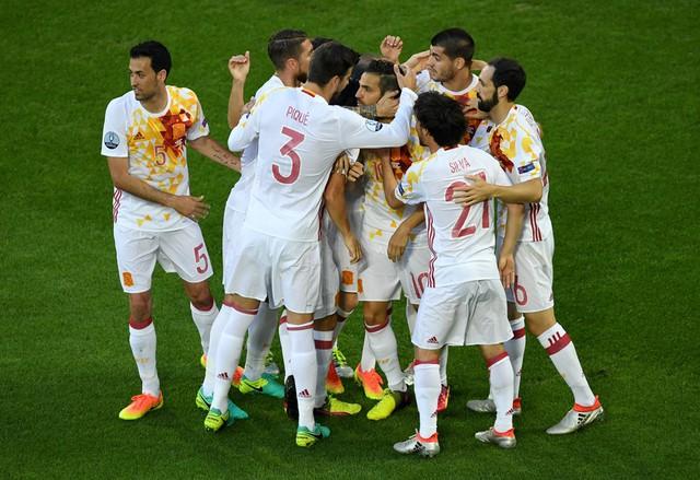 Tây Ban Nha vẫn là một trong những ứng viên hàng đầu cho chức vô địch