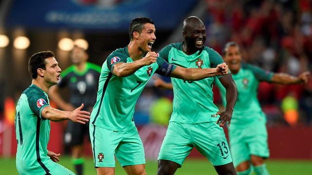 Ronaldo là đầu tầu giúp BĐN đăng quang ở EURO 2016.