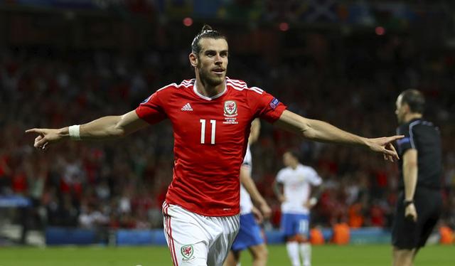 Bale đang là linh hồn trong lối chơi của Xứ Wales tại EURO 2016. Ảnh: UEFA