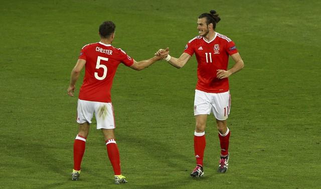 Xứ Wales đang gây ấn tượng ngay trong lần đầu dự VCK EURO