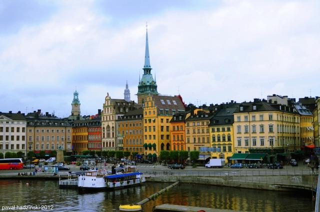 Gamlastan (Stockholm, Thụy Điển)