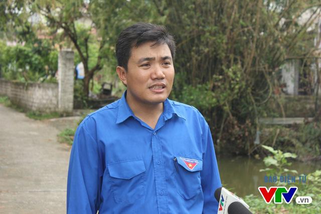 Ông Nguyễn Hữu Ngọc, Phó Bí thư Đoàn Khối các cơ quan Trung ương