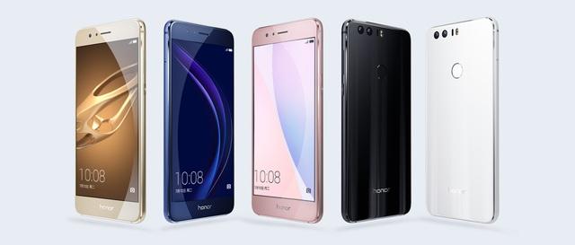 Sản phẩm sở hữu 5 tùy chọn màu sắc gồm: trắng, đen, hồng, vàng và xanh Sapphire tùy vào từng phiên bản cấu hình