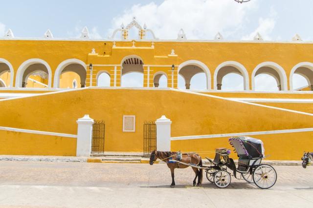Izamal (Mexico)