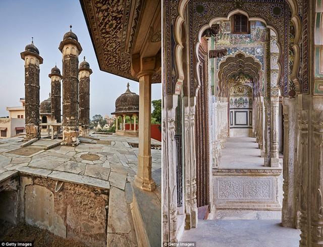 Đến nay, Shekhawati là điểm đến ưa thích của khách du lịch, những nhiếp ảnh gia muốn đến hồi tưởng lại quá khứ huy hoàng một thời nơi đây.
