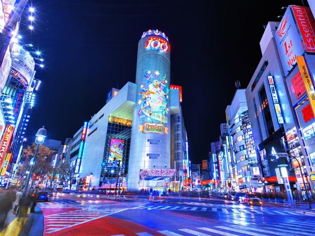 Tokyo, Nhật Bản với 1 bên giáp Thái Bình Dương là thành phố vô cùng hiện đại với các điểm mua sắm cùng nhà hàng nổi tiếng thế giới như Nihonryori RyuGin.