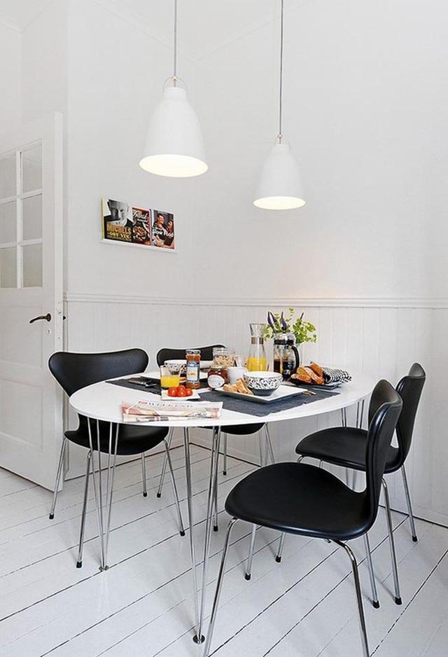 Đi mua đồ nội thất cho phòng ăn nhỏ luôn đòi hỏi nhiều kiên nhẫn.