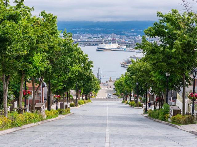 Là hòn đảo cực Bắc của Nhật Bản, Hokkaido được biết đến với những ngọn núi lửa, suối nước nóng tự nhiên và các khu nghỉ mát trượt tuyết tuyệt đẹp. Du khách tới đây để thưởng thức phong cảnh của các công viên quốc gia và tham gia vào các hoạt động như ngắm chim, trải nghiệm khinh khí cầu.