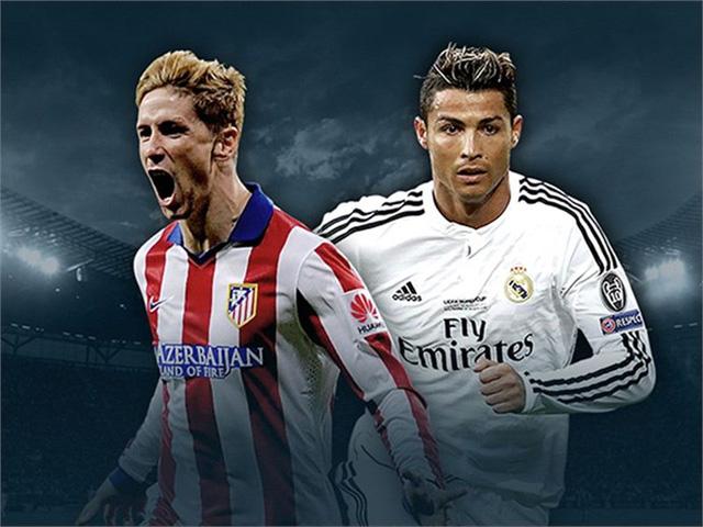 Các trận derby thành Madrid luôn hứa hẹn hấp dẫn và kịch tính