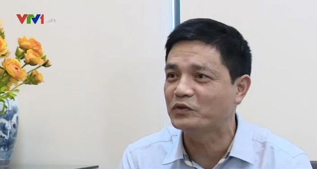 Ông Nguyễn Thanh Phong, Cục trưởng Cục An toàn Thực phẩm, Bộ Y tế