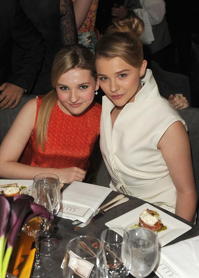 Ngay cả diễn viên - ca sĩ Abigail Breslin cũng có lúc bị nhầm là chị em với diễn viên - người mẫu Chloe Moretz