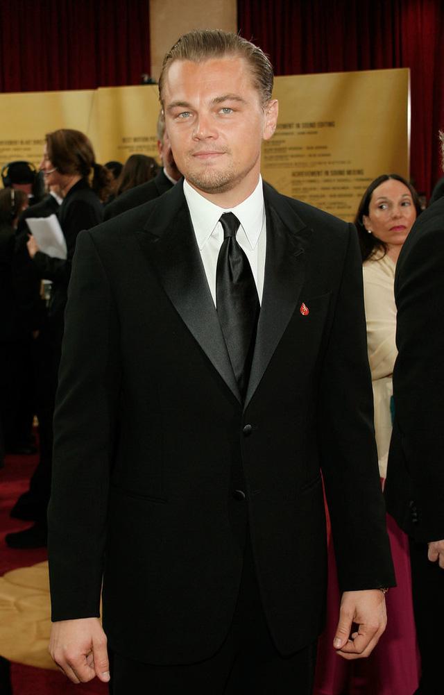 Academy Awards 2007 cũng là giải thưởng không thể thiếu sự góp mặt của Leo.