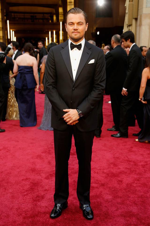 Cũng vào năm 2014, Leo tiếp tục tham dự Academy Awards, giải thưởng điện ảnh đã quen với sự góp mặt của anh.