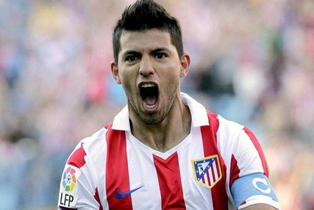 Ngay từ khi còn đá cho Atletico, Aguero đã được Real hết sức quan tâm