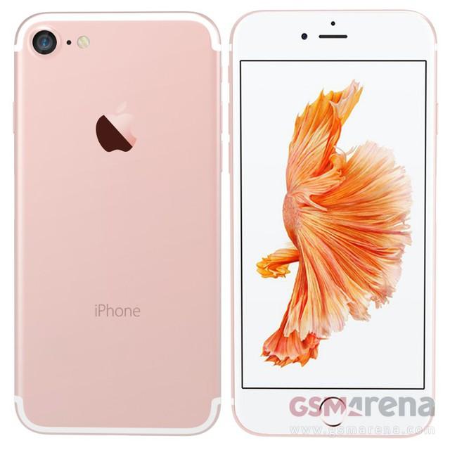Thay đổi đáng chú ý nhất trên iPhone 7 là thiết kế của các đường anten ở mặt sau của máy (Ảnh: GSM Arena)