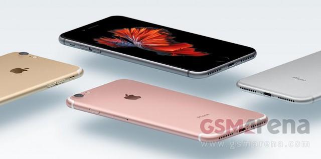 iPhone 7 sẽ không còn hỗ trợ jack cắm tai nghe chuẩn 3,5 mm (Ảnh: GSM Arena)
