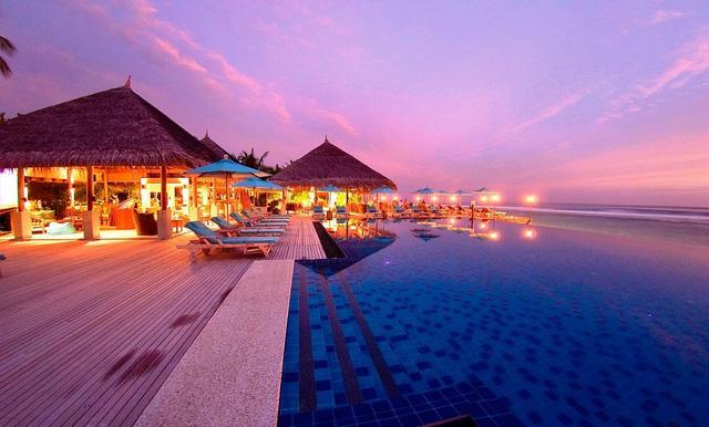 Resort Anantara Dhigu, Maldives