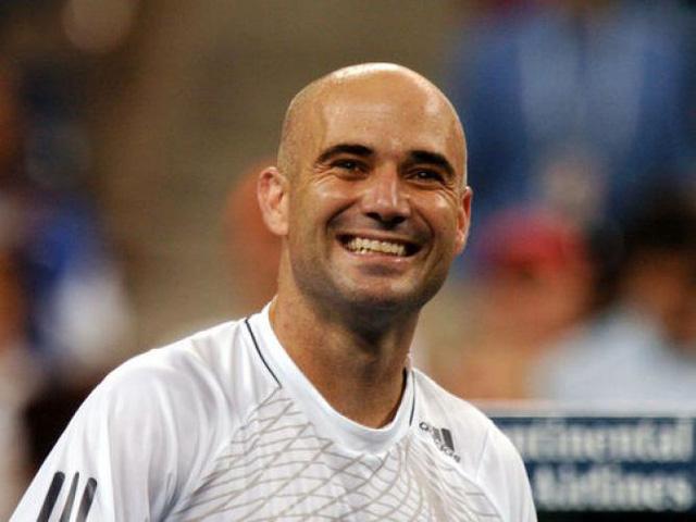 Andre Agassi - Huyền thoại quần vợt người Mỹ từng sử dụng ma túy