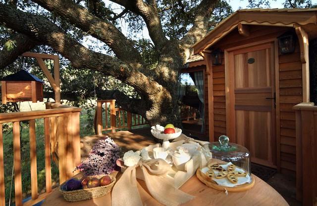 Bên cạnh đó, tới đây nghỉ dưỡng, du khách còn được trải nghiệm những dịch vụ và tiện nghi như bữa sáng được mang tới tận phòng và có thể thưởng thức khung cảnh yên bình của cảnh vật xung quanh.