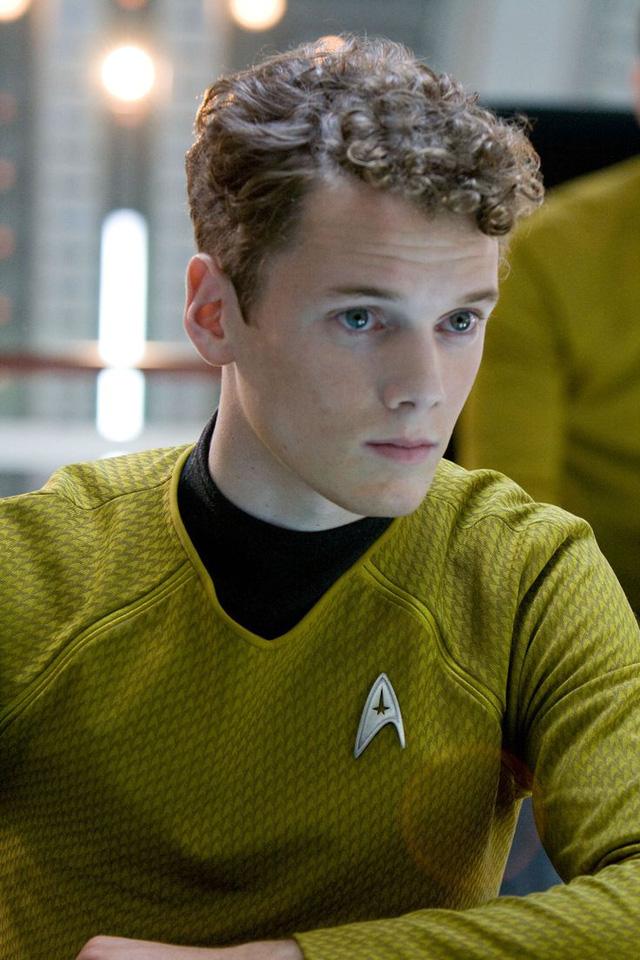 Anton Yelchin trong Star Trek (2009)