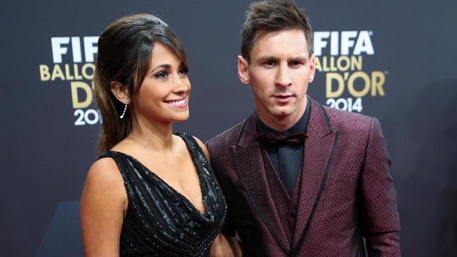 Bạn gái Messi Antonella Roccuzzo tỏ ra khá kín tiếng