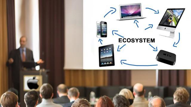 Hệ sinh thái Apple đang mang lại nguồn lợi nhuận khổng lồ