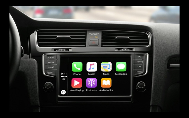 CarPlay được cải thiện thêm khả năng tìm kiếm nhạc và bản đồ trên iOS 9.3