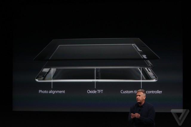 Công nghệ màn hình mới được sử dụng trên iPad Pro 9,7 inch